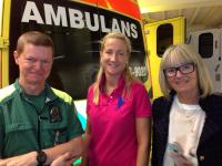 Besök Ambulans Skövde
